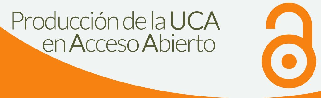 Producción de la UCA en Acceso Abierto